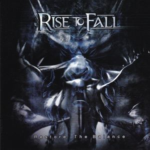 RISE TO FALL - Restore The Balance cover