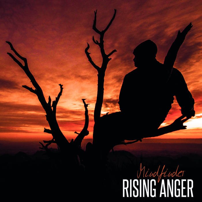 RISING ANGER - Mindfinder cover