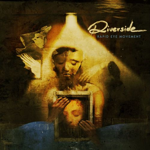 RIVERSIDE - Rapid Eye Movement cover