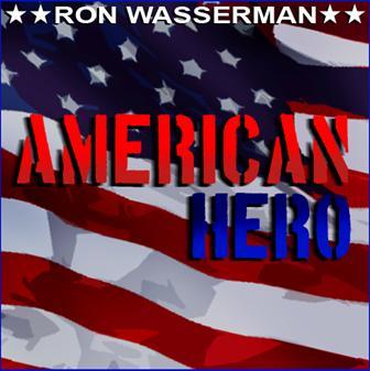 RON WASSERMAN - American Hero cover