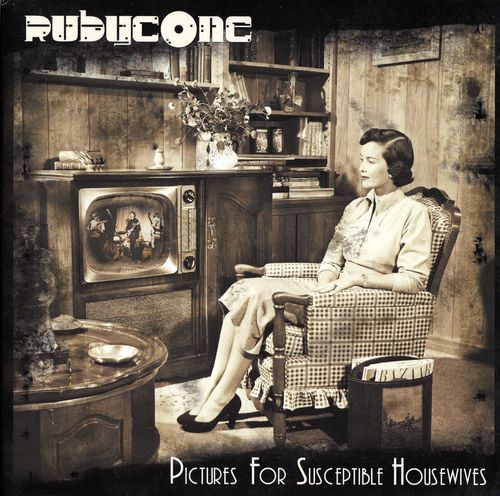 RUBYCONE - Pictures of Susceptible Housewives cover