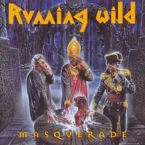 RUNNING WILD - Masquerade cover