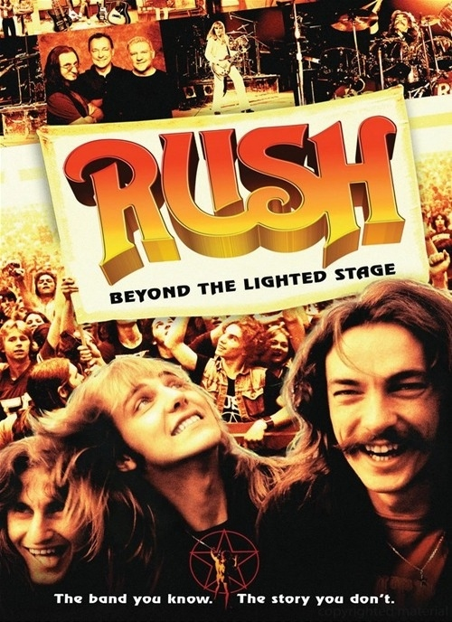 RUSH - Beyond the Lighted Stage cover