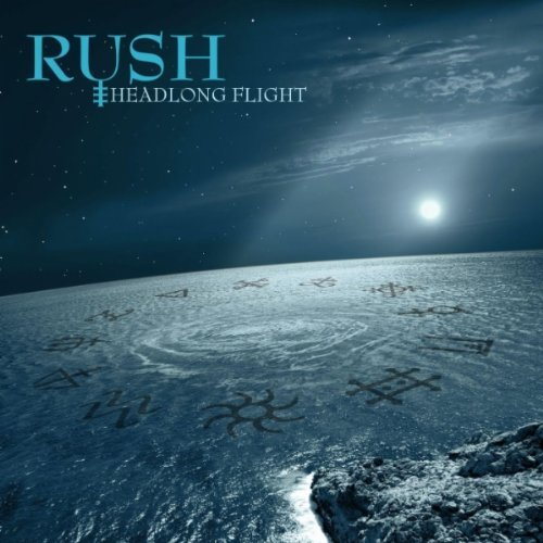RUSH - Headlong Flight cover