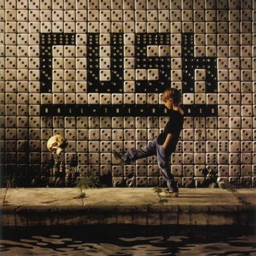 RUSH - Roll the Bones cover