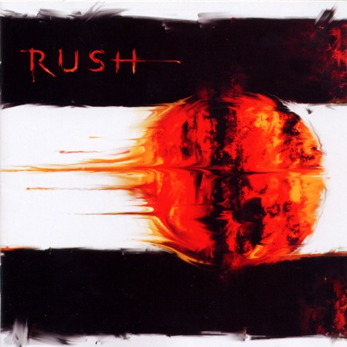 RUSH - Vapor Trails cover