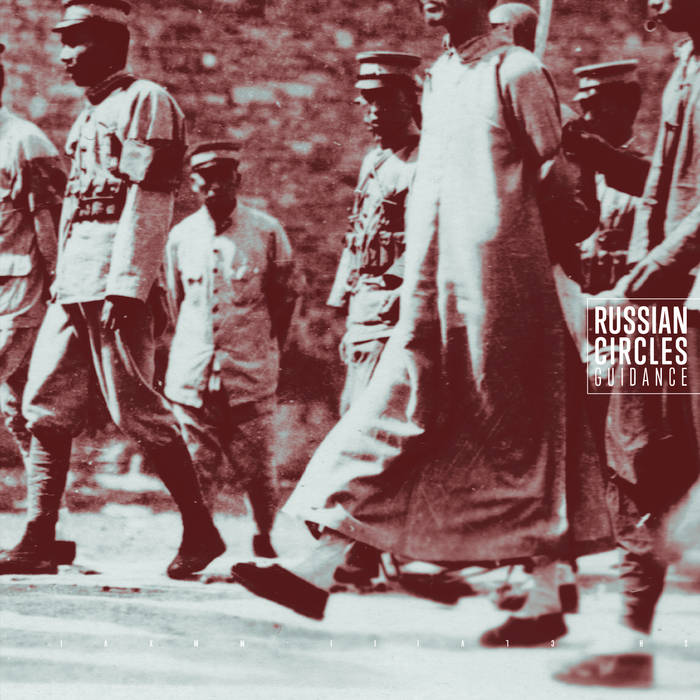 RUSSIAN CIRCLES - Guidance cover