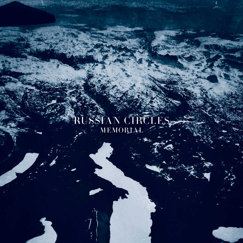 RUSSIAN CIRCLES - Memorial cover