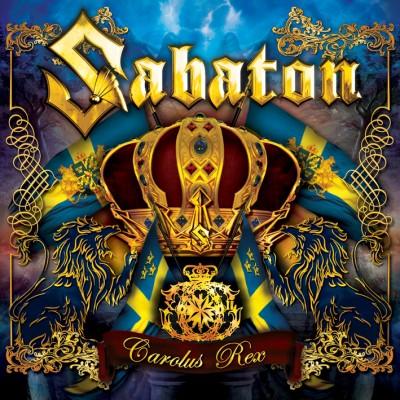 SABATON - Carolus Rex cover