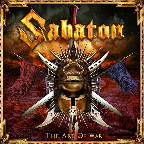 SABATON - The Art Of War cover
