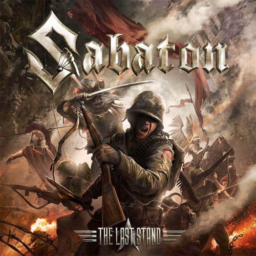 SABATON - The Last Stand cover
