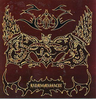 SABBAT - Karmagmassacre cover 