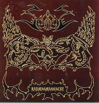 SABBAT - Karmagmassacre cover