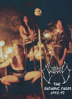 SABBAT - The Satanic Farm 1992-97 cover