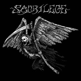 SACRILEGE - Time to Face the Reaper (the Demos 1984-86) cover