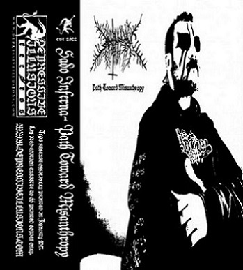 SADO INFERNA - Path Toward Misanthropy cover