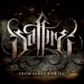 SAFFIRE - From Ashes to Fire cover