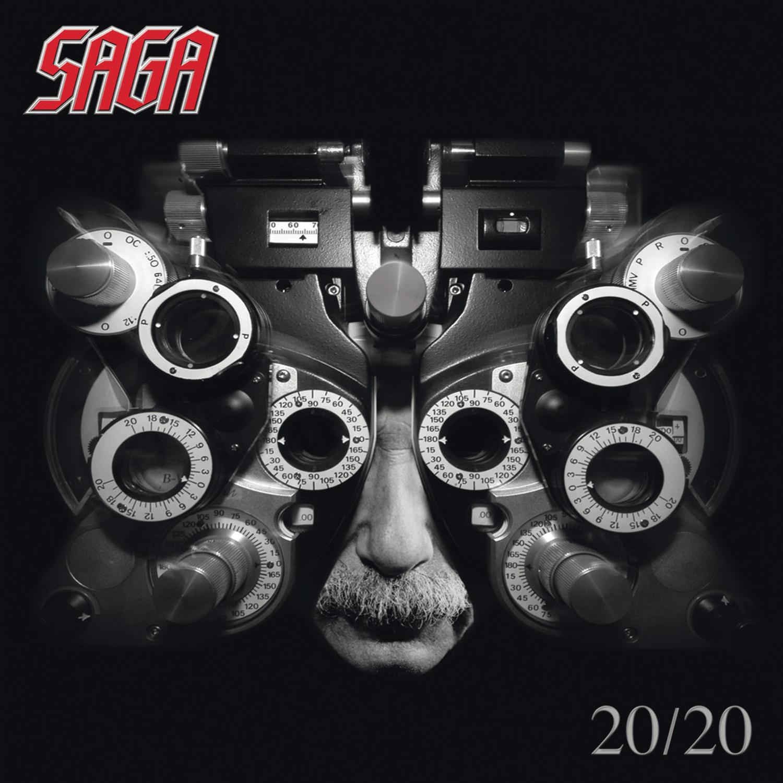 SAGA - 20/20 cover