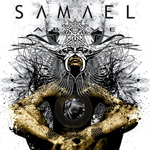 SAMAEL - Above cover