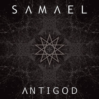 SAMAEL - Antigod cover