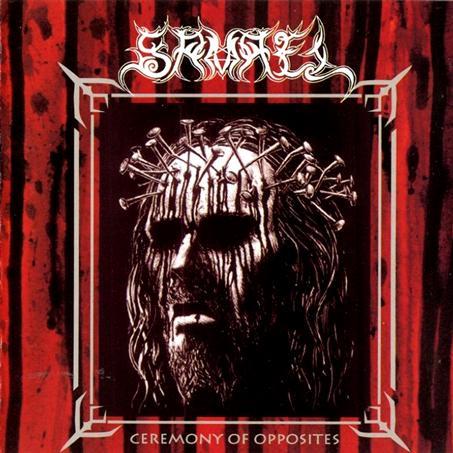 SAMAEL - Ceremony of Opposites cover