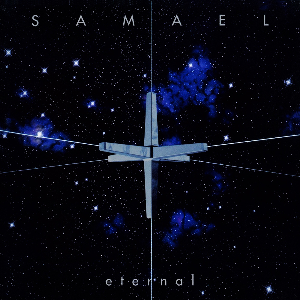 SAMAEL - Eternal cover