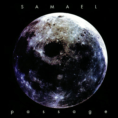 SAMAEL - Passage cover