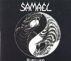 SAMAEL - Rebellion cover
