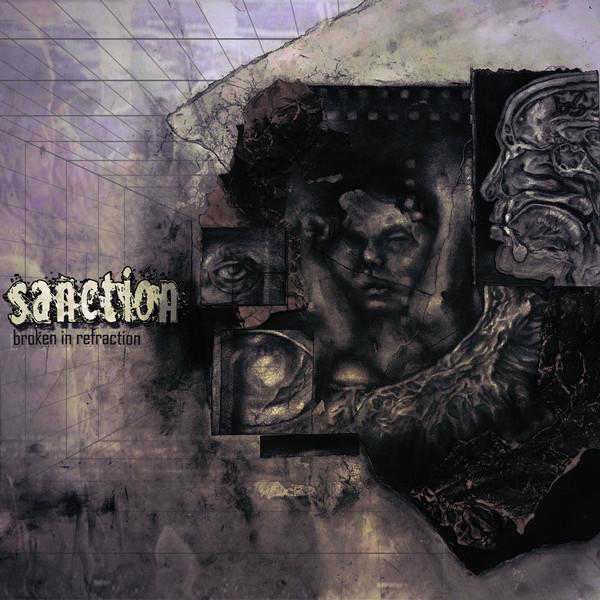 SANCTION - Broken In Refraction cover
