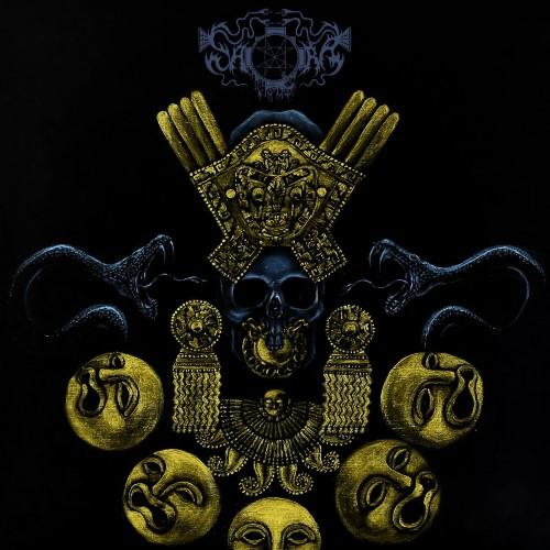 SAQRA'S CULT - Forgotten Rites cover