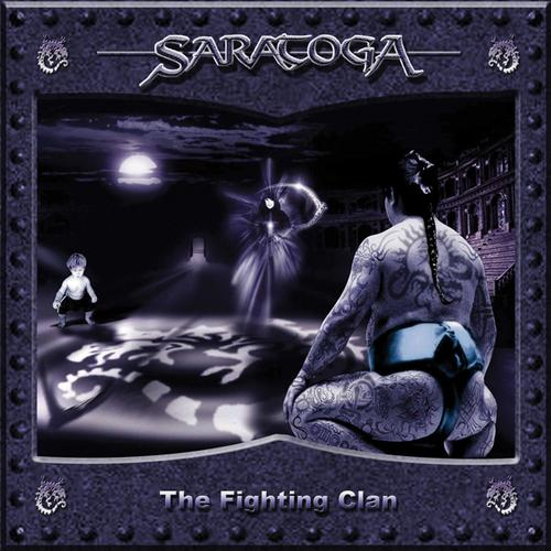 SARATOGA - The Fighting Clan cover
