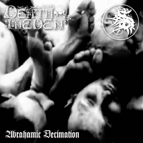 SATANICOMMAND - Abrahamic Decimation cover