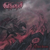 SATHANAS - Thy Dark Heavens cover