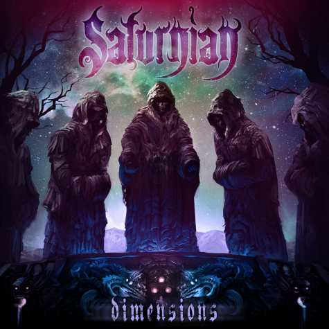 SATURNIAN - Dimensions cover