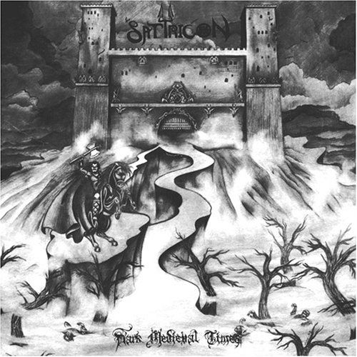 SATYRICON - Dark Medieval Times cover