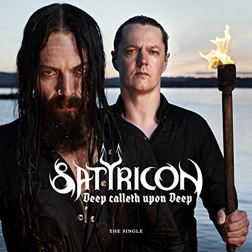 SATYRICON - Deep Calleth upon Deep cover