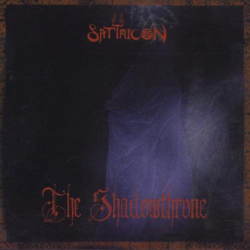 SATYRICON - The Shadowthrone cover