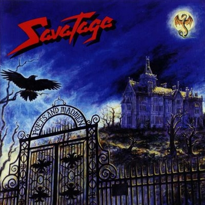 SAVATAGE - Poets And Madmen cover