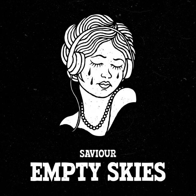 SAVIOUR - Empty Skies cover