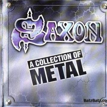 SAXON - A Collection of Metal cover