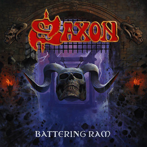 SAXON - Battering Ram cover