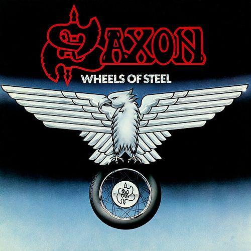 SAXON - Wheels of Steel cover