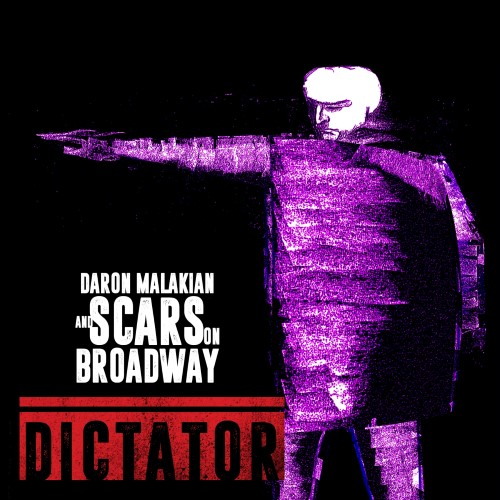 SCARS ON BROADWAY - Dictator cover
