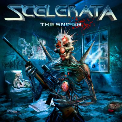 SCELERATA - The Sniper cover
