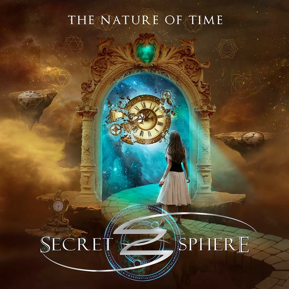 SECRET SPHERE - The Nature of Time cover