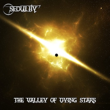 SEDULITY - The Valley of Dying Stars cover