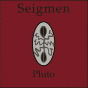 SEIGMEN - Pluto cover 
