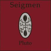 SEIGMEN - Pluto cover