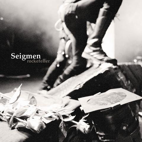 SEIGMEN - Rockefeller cover