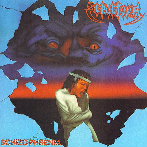 SEPULTURA - Schizophrenia cover